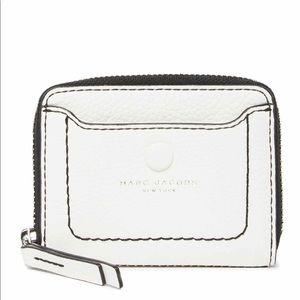 Empire Leather Zip Wallet